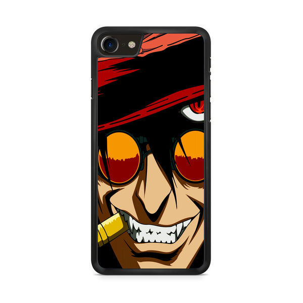 Alucard Hellsing Smile iPhone 8 Case