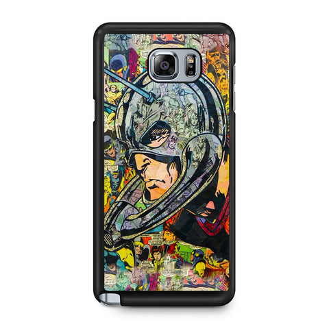 Ant Man Comic Samsung Galaxy Note 5 Case