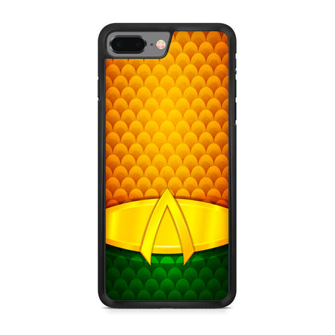 Aquaman Armor Logo iPhone 8 Plus Case