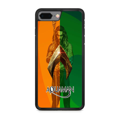 Aquaman Justice League Cover iPhone 8 Plus Case