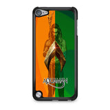 Aquaman Justice League Cover iPod Touch 5 Case