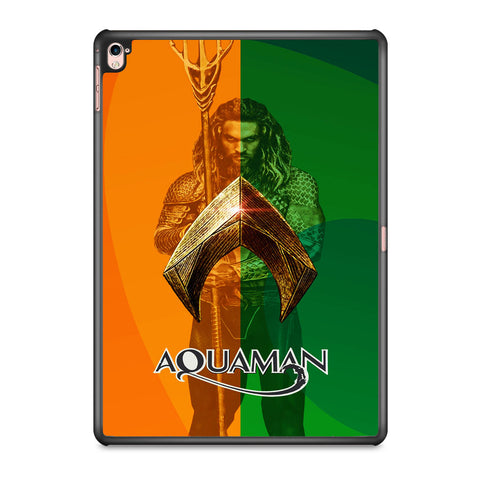 Aquaman Justice League Cover iPad Pro 9.7 Inch Case