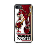 Arizona Coyotes Hockey Team iPhone 7 Case