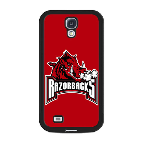 Arkansas Razorbacks Bull Logo Samsung Galaxy S4 Case