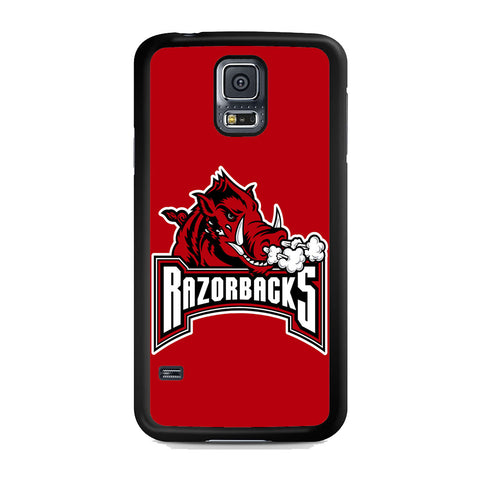 Arkansas Razorbacks Bull Logo Samsung Galaxy S5 Case