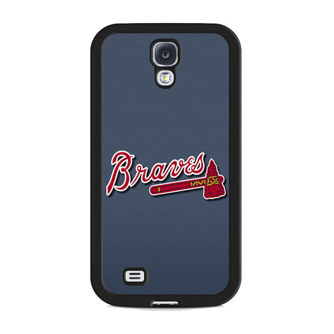 Atlanta Braves Logo Samsung Galaxy S4 Case
