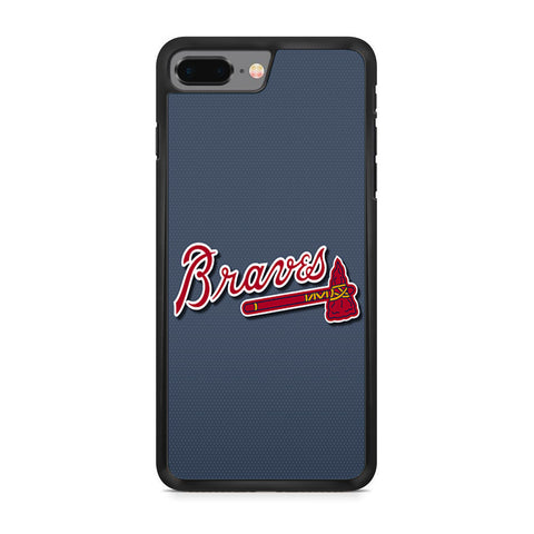 Atlanta Braves Logo iPhone 8 Plus Case