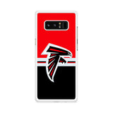 Atlanta Falcons Logo Samsung Galaxy Note 8 Case