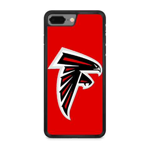 Atlanta Falcons Red Logo iPhone 8 Plus Case
