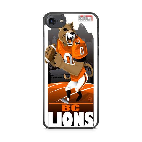 BC Lions NFL Team iPhone 7 Case