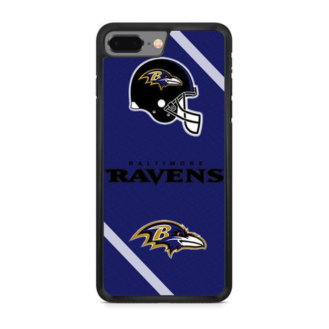 Baltimore Ravens NFL Logo iPhone 8 Plus Case