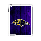 Baltimore Ravens Wood Logo iPad 2 | 3 | 4 Case