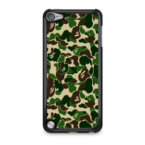 Bape Green Camo iPod Touch 5 Case