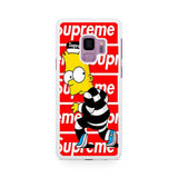 Bart Simpson Supreme Samsung Galaxy S9 | S9 Plus Case