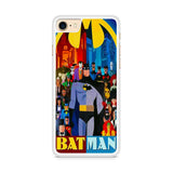 Batman Animated Series Cover iPhone 8 Case