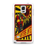Borderlands Vault Hunters Unite Samsung Galaxy Note 4 Case