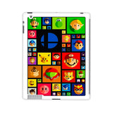 Characters Game Pop Head iPad 2 | 3 | 4 Case