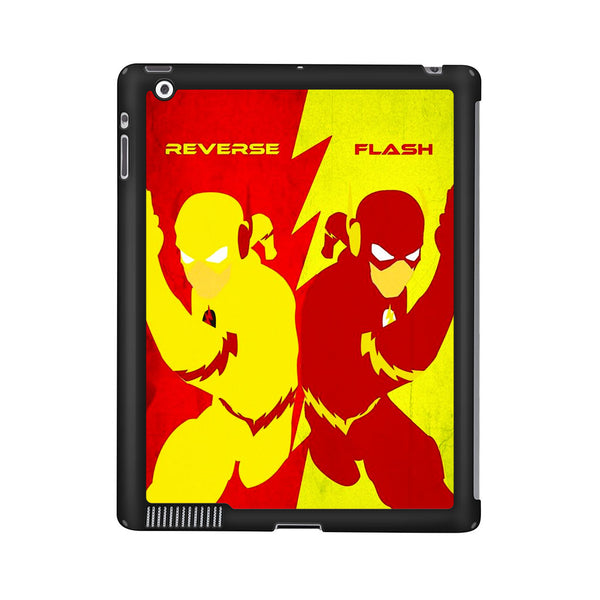 DC Reverse Flash Vs Flash iPad 2 | 3 | 4 Case