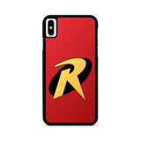 DC Robin Logo iPhone X | XR | XS | XS Max Case