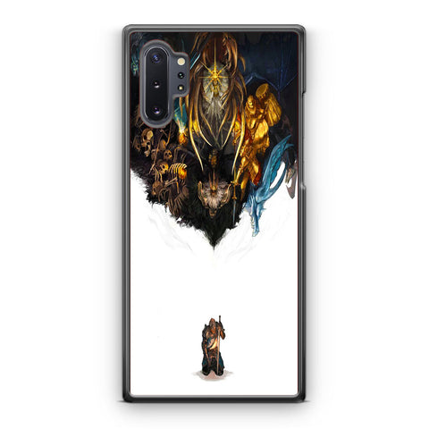 Dark Souls All Boss Curse Samsung Galaxy Note 10 | Note 10 Plus Case