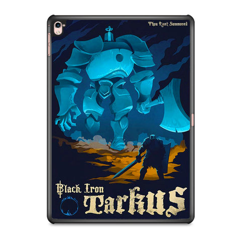 Dark Souls Black Iron Tarkus iPad Pro 9.7 Inch Case