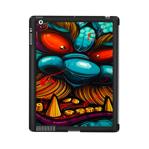 Demon Monster Blue Red Eyes iPad 2 | 3 | 4 Case