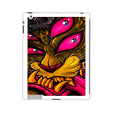 Demon Monster Four Eyes Cheetah iPad 2 | 3 | 4 Case