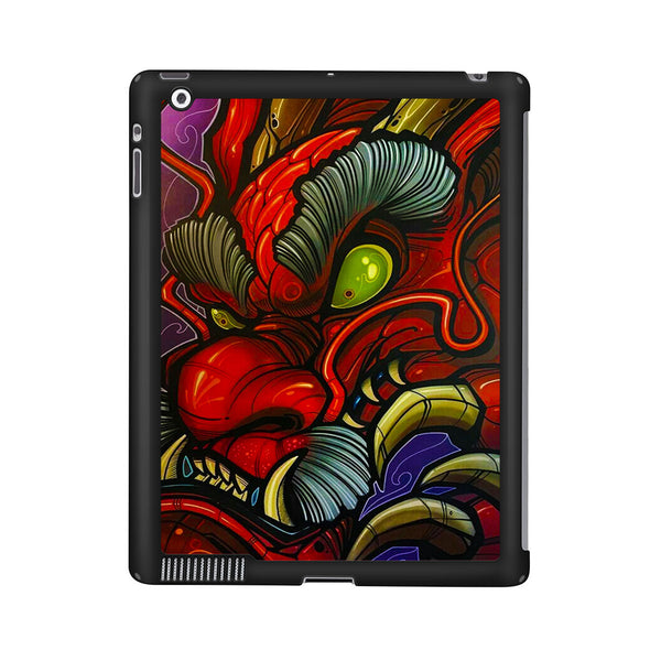 Demon Monster Red Dragon iPad 2 | 3 | 4 Case