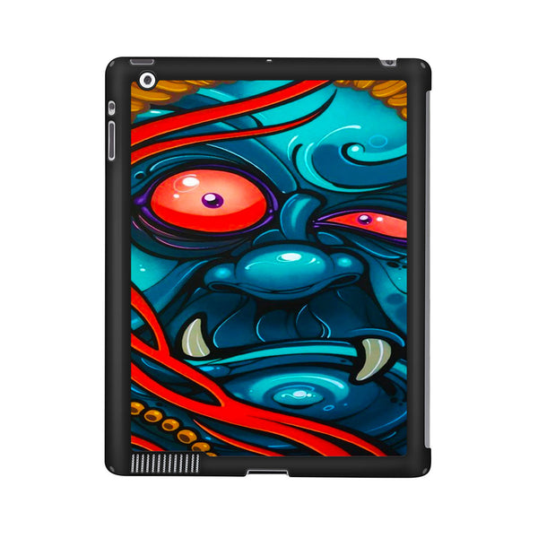 Demon Monster of The Blue Sea iPad 2 | 3 | 4 Case