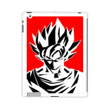 Dragon Ball Goku Vector Red iPad 2 | 3 | 4 Case