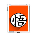 Dragon Ball Z Goku Logo iPad 2 | 3 | 4 Case