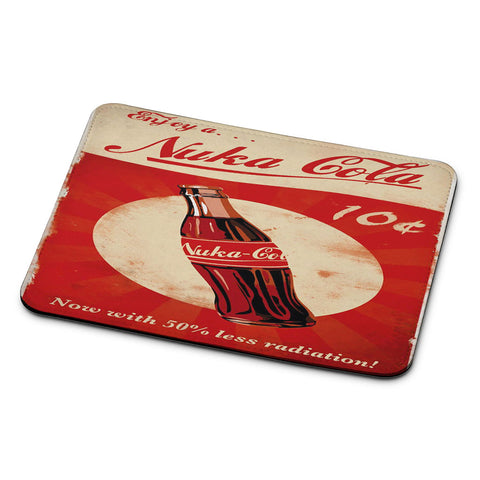Fallout 4 Enjoy Nuka Cola Poster Mouse Pad