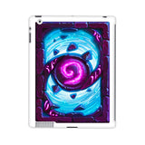 Hearthstone The Blue Portal Cover iPad 2 | 3 | 4 Case