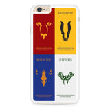 Hogwarts All House iPhone 6 Plus | 6S Plus Case