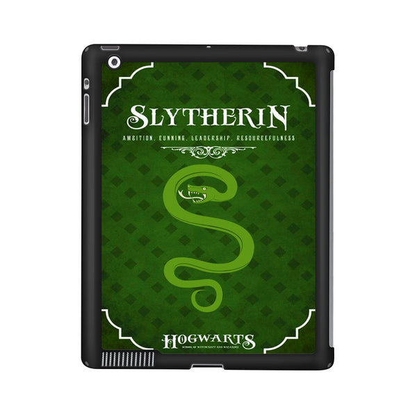 Hogwarts Slytherin Poster iPad 2 | 3 | 4 Case