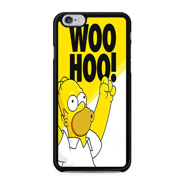 Homer Simpson Woo Hoo iPhone 5 | 5S | SE Case