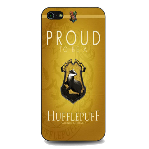 Hufflepuff Proud iPhone 5 | 5S | SE Case