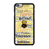 Hufflepuff Quote Logo iPhone 6 | 6S Case