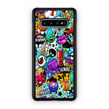 Icons Graffiti Samsung Galaxy S10 | S10e | S10 Plus | S10 5G Case