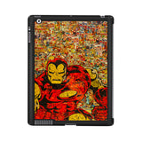 Iron Man Comic iPad 2 | 3 | 4 Case