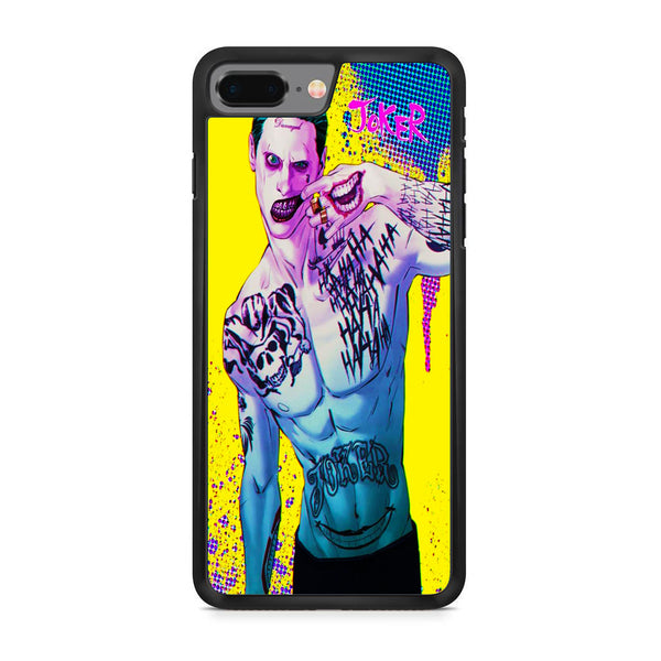 Joker Fake Smile iPhone 8 Plus Case