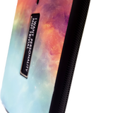 Colorful Aurora iPhone 6 7 8 X XR XS Max Case Grip Slide Phone Stand Glossy Finish