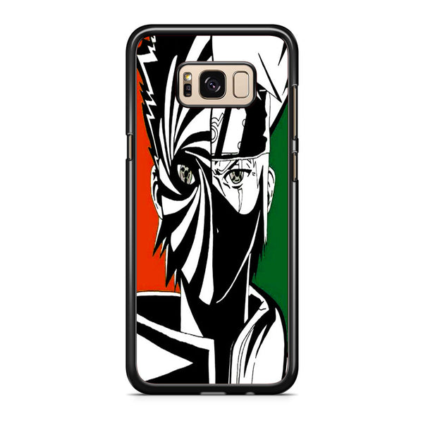 Kakashi Hatake And Uchiha Obito Samsung Galaxy S8 | S8 Plus Case