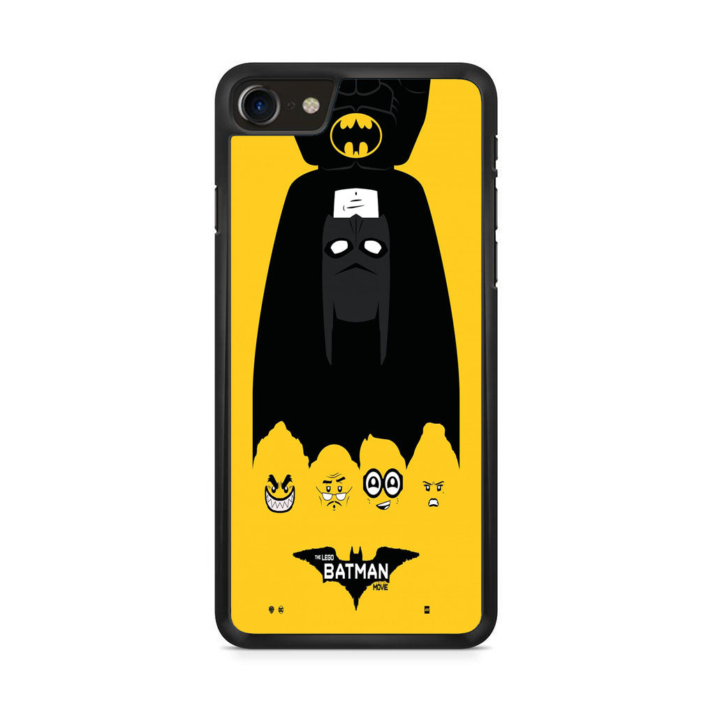 outlet store sale 03157 e7895 Lego Batman Movie iPhone 8 Case