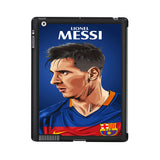 Lionel Messi FC Barcelona iPad 2 | 3 | 4 Case
