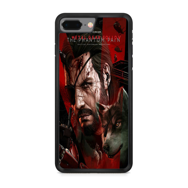 MGS V The Phantom Pain  iPhone 8 Plus Case