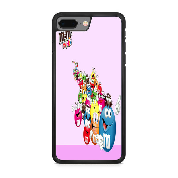 M&M's Minis Characters iPhone 8 Plus Case