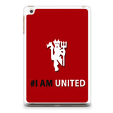 Manchester United I Am United Logo iPad Mini 4 Case