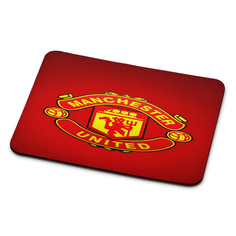 Manchester United The Red Devils Logo Mouse Pad