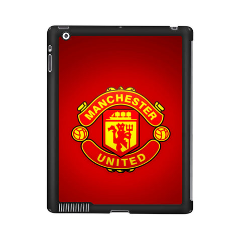 Manchester United The Red Devils Logo iPad 2 | 3 | 4 Case